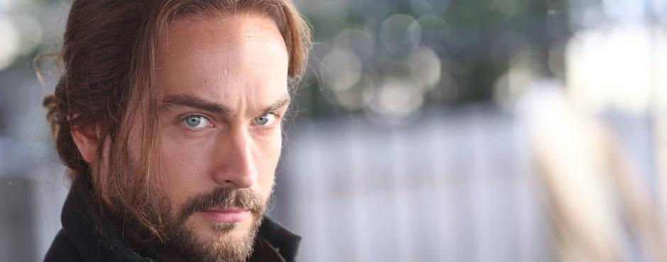 Tom Mison as Ichabod Crane